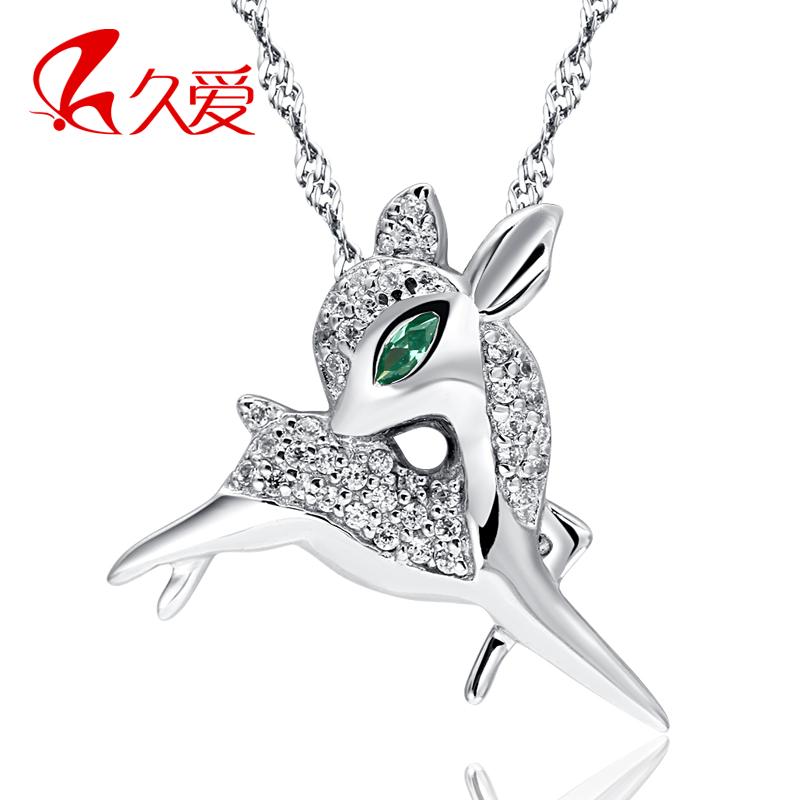 Ювелирная подвеска Only J. necklace women 2015 /925 Necklacefashion  gold necklace-5116 only a promise