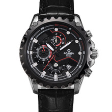 CASIMA Brand Luxury watch men quartz watch sports fashion luminous calculagraph waterproof 100m Wrist watches #8203