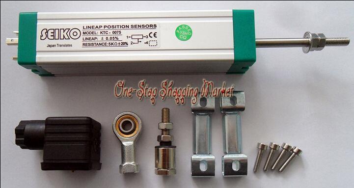 Linear potentiometer sensor position transducer KTC-400MM<br><br>Aliexpress