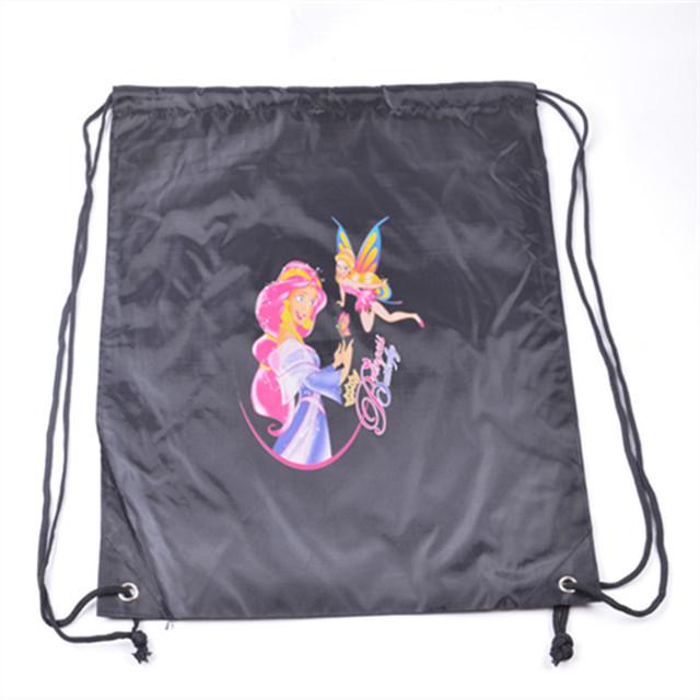 Bolsa De Ombro Barbie : Barbie princesa ?cone crian?as bolsa de ombro