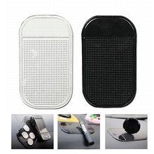Car Dashboard Sticky Pad Mat Anti Non Slip Gadget Mobile Phone GPS Holder Stand Interior Items Accessories Hot Cz14