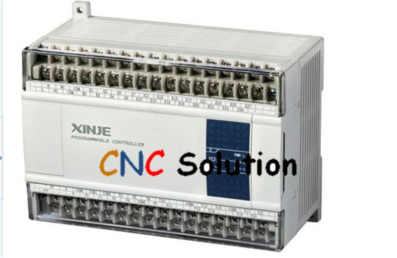 Здесь можно купить  Guaranteed 100%  PLC AC220V 24 DI 18 DO Transistors 2 COM XC3-42T-E  with programming cable New  Электротехническое оборудование и материалы