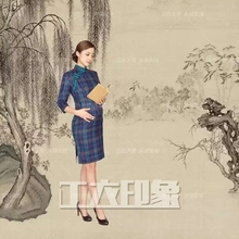 Maternity clothes2016 specials new photo studio theme fashion clothing Chinese cheongsam style Pregnant women photography dress