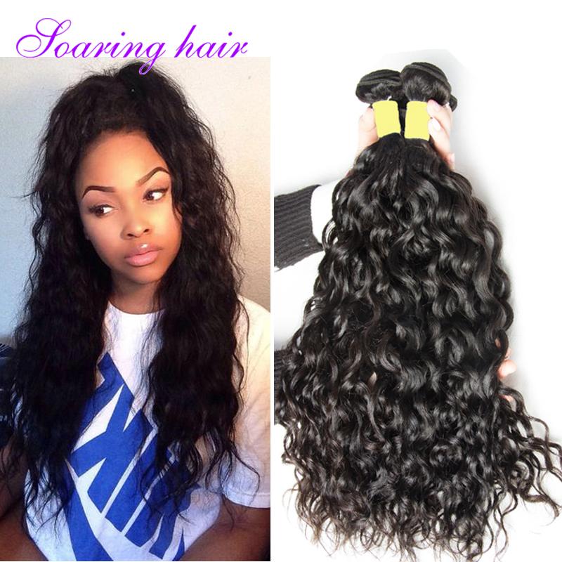 ocean wave hair malaysian virgin hair natural wave wet and
