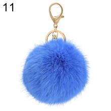Hot Furry Ball พวงกุญแจกุญแจกระ(China)
