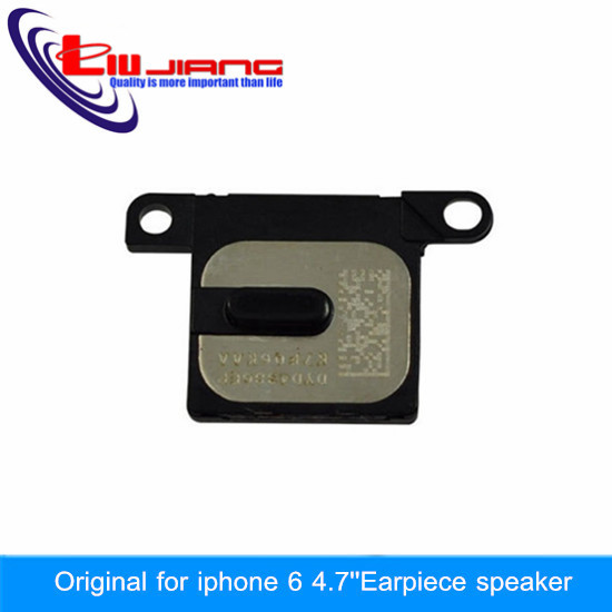 2 New Original Earpiece Speaker Earspeaker Sound Receiver Flex Cable Replacement iPhone 6