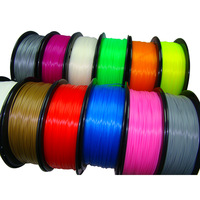 Impressora i3 Printer roll 1 75mm PLA filament For 3D printer Spool 1KG caoutchouc material