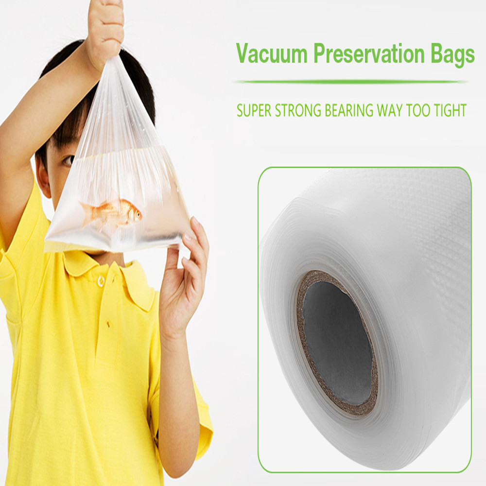 30 x 500cm 1 Roll Fresh-keeping Bag Of Vacuum Sealer Food Storage Bags Packaging Film Keep Fresh Up To 6x Longer(China (Mainland))