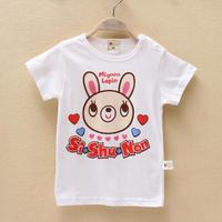 Футболка для мальчиков Baby summer 2015 1/7 children t-shirt