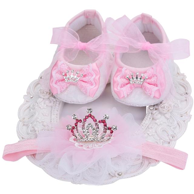 Бутик мокасины малыша ; первые уокер бренд детская обувь девушки повязка на голову ...