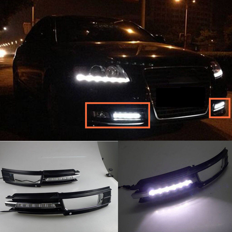 Popular Front Bumper Fog Light Led For Audi A6-Buy Cheap