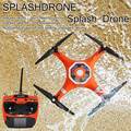 SplashDrone Waterproof FPV Quadcopter splash drone RTF RC Drone with Autonomous Features Auto Version VS DJI