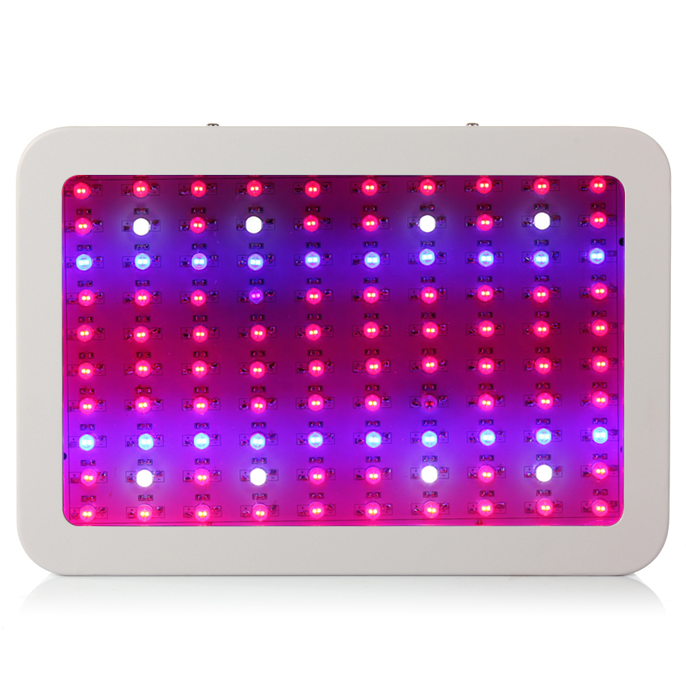 1pcs Full Spectrum LED Grow Light 1000W Double Chip LED Grow Plant Light for Greenhouse Grow Box Tent Plants Flower High Quality(China (Mainland))