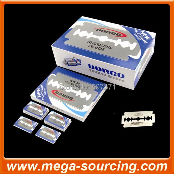 DHL Free shipping 30,000pcs/lot Original South Korea DORCO Razor Blade(China (Mainland))