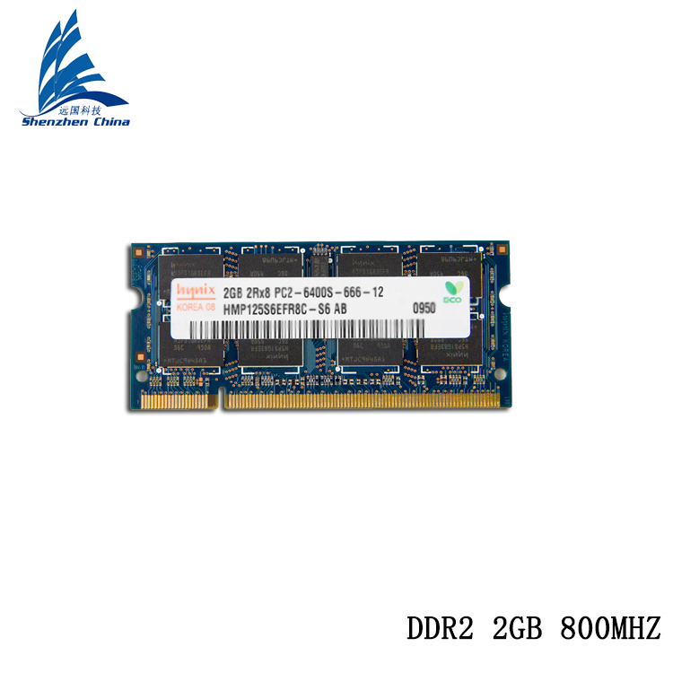 Brand New Sealed  DDR DDR2 2GB 800MHZ DDR1 2GB 667MHZ PC2-6400S 2GB laptop RAM Memory / can compatible with all PC Free Shipping<br><br>Aliexpress