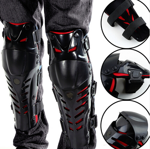 Free Shipping 100 Original Motorcycle Knee Protector Motocross Racing Knee Guards MX Knee Pads Protective Gears
