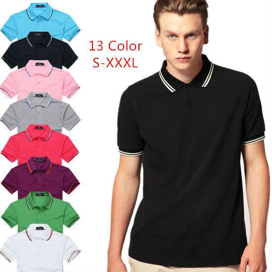 solid polo shirt 2015 men polo shirt famous brand logo breathable polo shirts short sleeve camisa polos hombre de marca homme(China (Mainland))