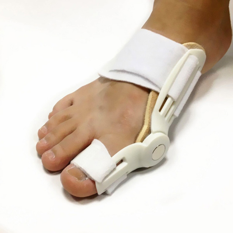Health Care Feet Care Hallux Valgus Fixed Thumb Orthopedic Braces To Correct Daily Silicone Toe Big Bone Pedicure Foot Massager