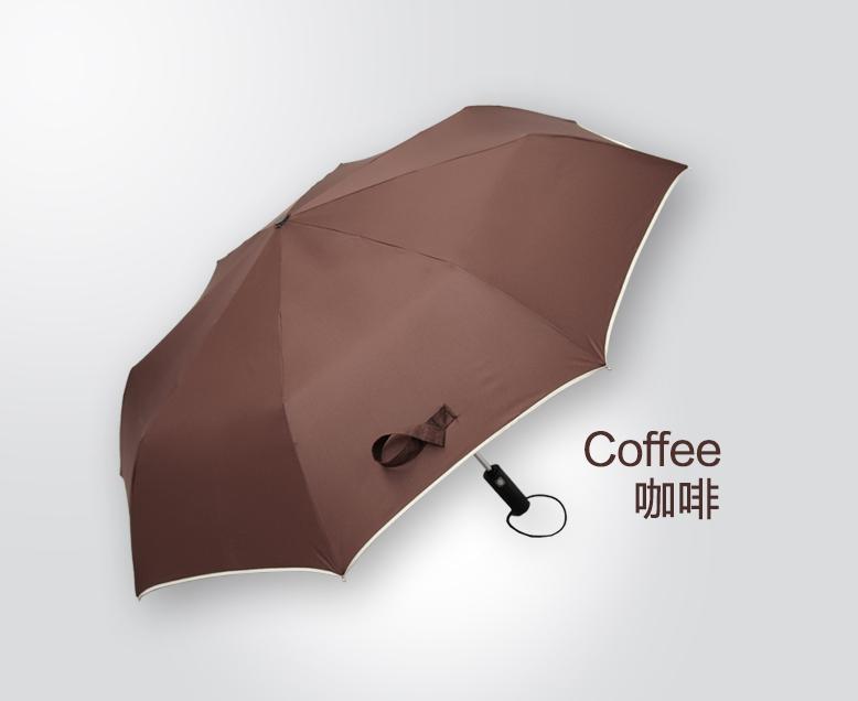 Здесь можно купить  Fully-automatic saiveina umbrella male commercial folding solid color weather umbrella  Free Shipping  Дом и Сад