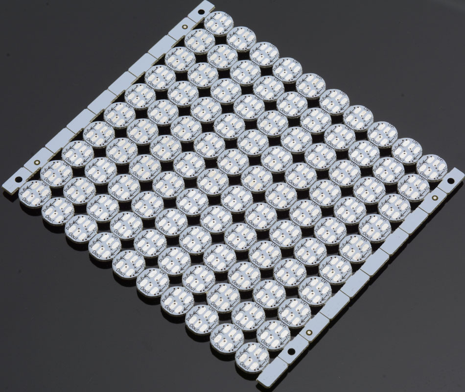 AAA 100PCS WS2812B LED led pixel module with heatsink mini board DC 5V RGB full color SMD ws2811 Built-in control free shipping(China (Mainland))