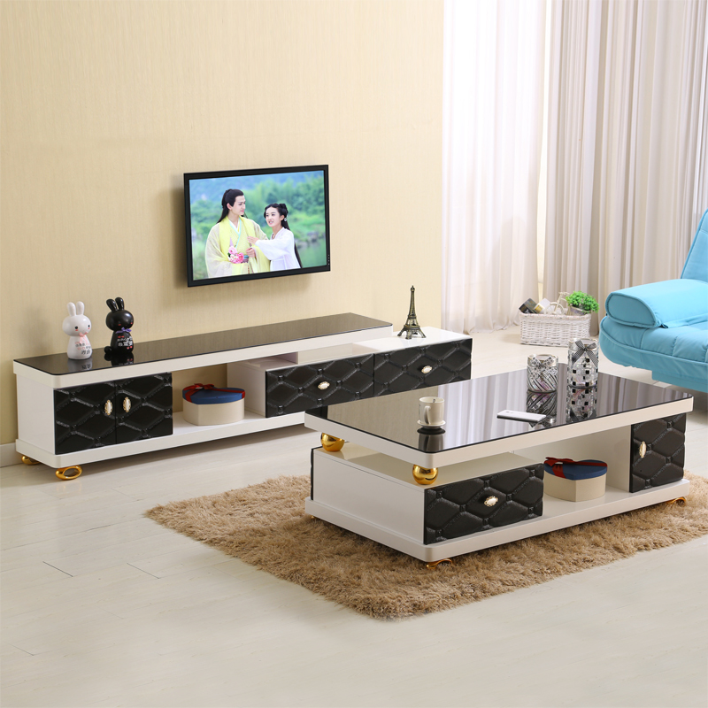 achetez en gros conception moderne de table de tv en ligne des grossistes conception moderne. Black Bedroom Furniture Sets. Home Design Ideas
