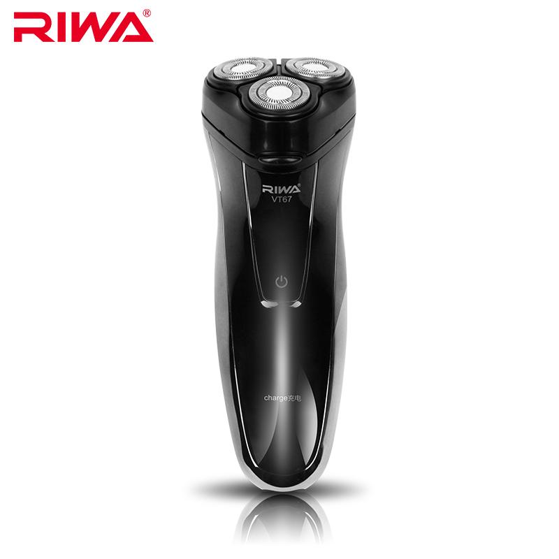 riwa washable rechargeable beard shaving electric shaver for men razor trimmer personal care. Black Bedroom Furniture Sets. Home Design Ideas