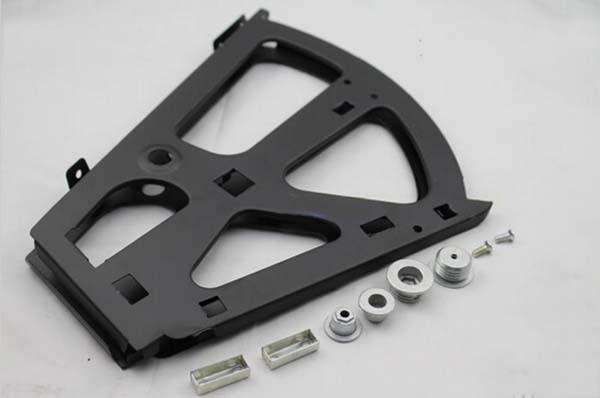 Cabinet hinge two layer shoe turning frame hidden shoe rack shoe iron flap hinge all metal parts CP194 &H(China (Mainland))