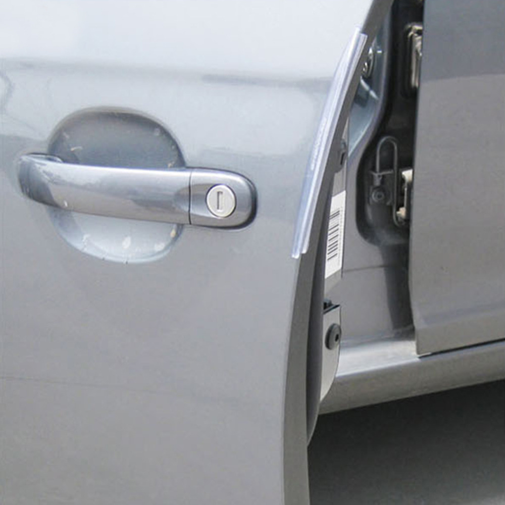 Door edge guards collision trim molding protection strip for Door edge trim