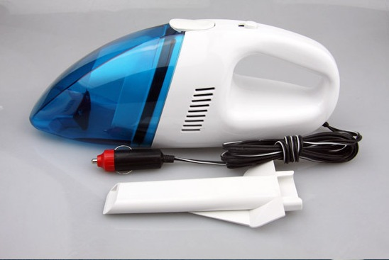 Mini car vacuum cleaner 12V car cigarette lighter charging with a vacuum cleaner Wet and dry mouth(China (Mainland))