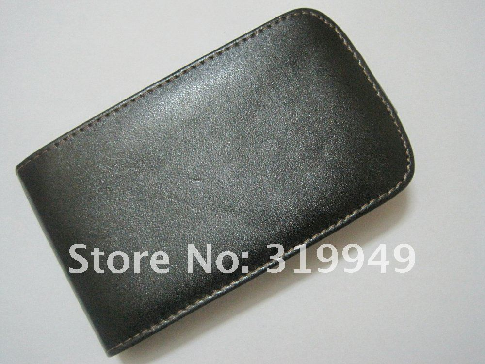 High Quality Leather Case For Blackberry Bold Touch 9900 9930 Free Shipping(China (Mainland))