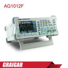 Ag1012f Dual channel generador de onda arbitraria, 10 MHZ de ancho de banda, 125 MSa / S frecuencia de muestreo, 8 K pts Arb longitud de onda