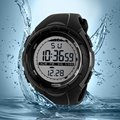 Womens Men LED Digital Date Military Sport Rubber Quartz Watch Alarm Waterproof