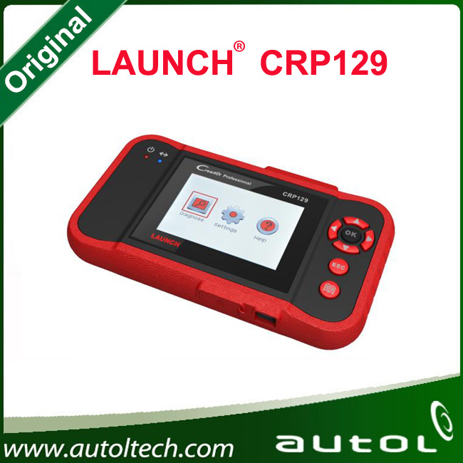 DIY Scan Tool LAUNCH CRP129 launch creader professional crp129 OBDII diagnostic full function(China (Mainland))
