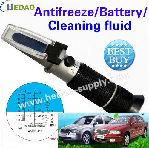 HOT SALE!! RHA-503atc coolant refractometer car refractometer<br><br>Aliexpress