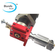 3d printer accessories parts reprap all metal planetary motor direct bowden extruder for 1 75mm filament