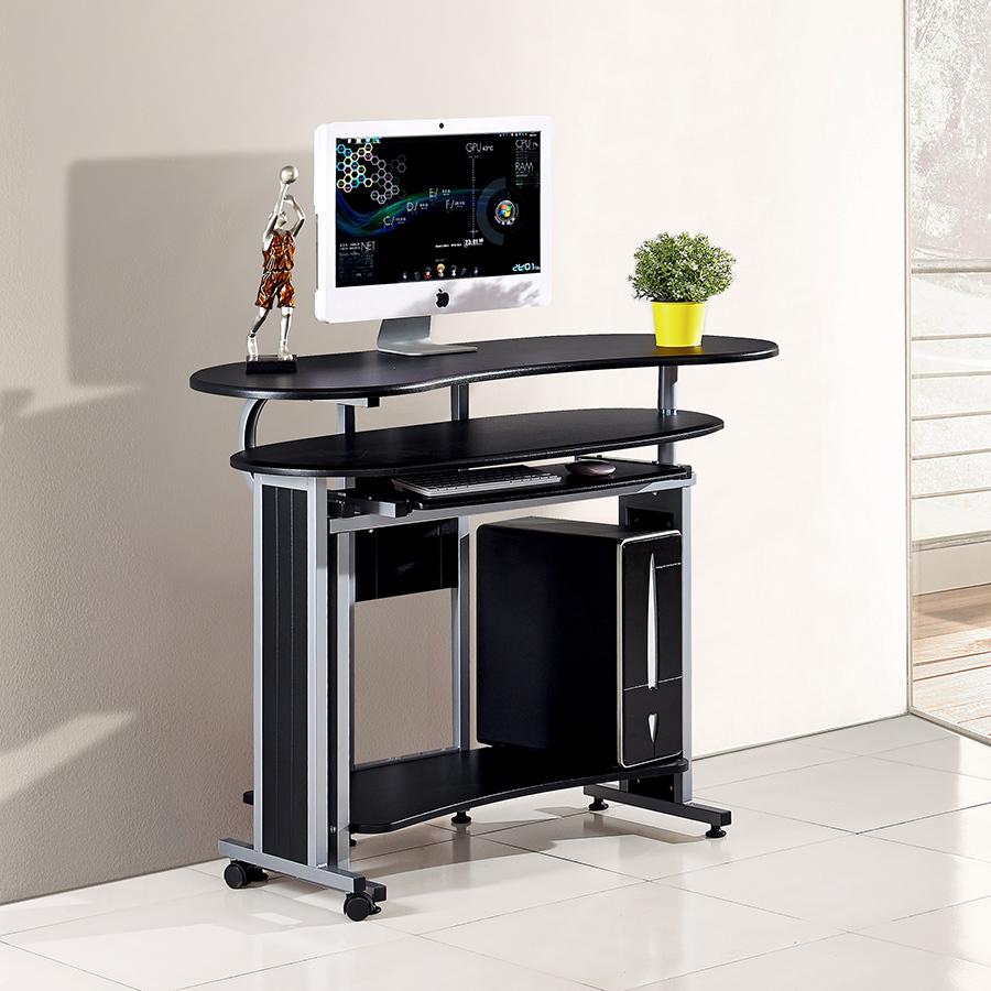 desktop computer desk corner desk modern minimalist home office desk