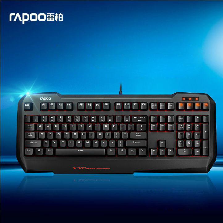 Компьютерная клавиатура 104key Rapoo/V700