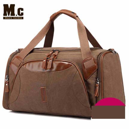 MC fashion bag 2015 brand new single shoulder bag handbag canvas messenger bag in Europe and America men's travel bag(China (Mainland))