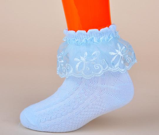 Цена по прейскуранту завода 100pairs/lot мода девушки кружева носки принцесса танцует чулочно-носочные изделия детские носок лодыжки смешивать цвета