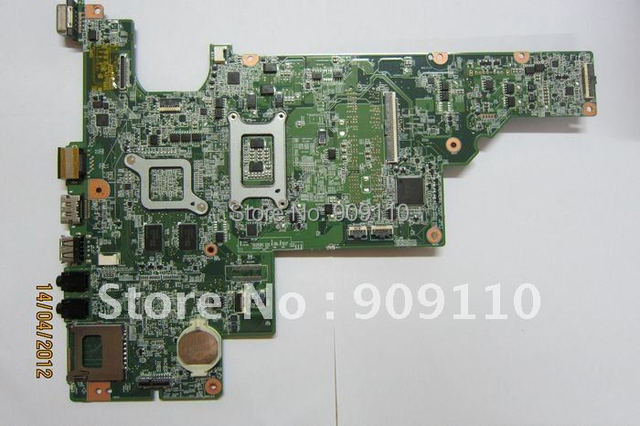 CQ43/431   non-integrated  HM65  motherboard with HDIM for H*P laptop CQ43 646672-001