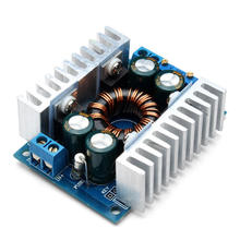 DC-DC 8A Solar Wind Energy Automatic Step Up Step Down Constant Current Voltage Adjustable Power ModuleAdjustable Power Module(China (Mainland))