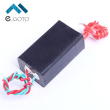 Buy 40KV FBY001 Pulse High Voltage Generator Sparking Arc Pulse Ignition Coil Inverter 3.7-6V 0.5A-1A Capacitor DC Current for $3.62 in AliExpress store