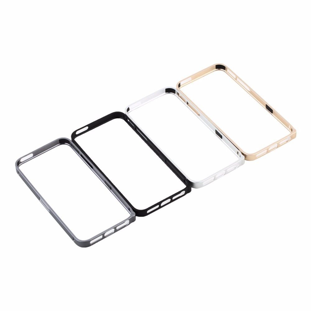UltraThin Luxury Aluminum Bumper Case Metal Frame Protective For Apple iPhone 5 5S iPhone5S Cover Capa CelularPromotion(China (Mainland))