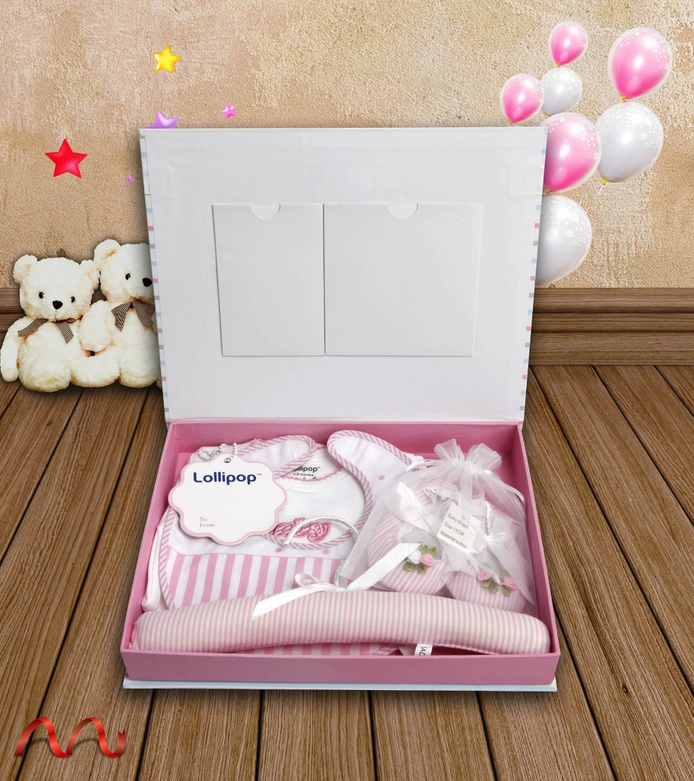 Free Baby Gift Sets : Aliexpress buy cotton newborn baby clothing