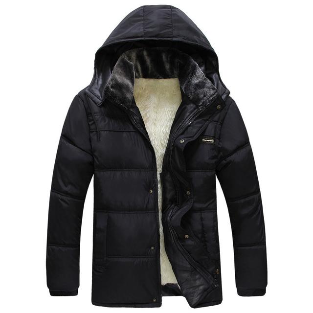 2015 марка теплый мужской вниз парки новинка негабаритных мужские вниз куртка парка-бесплатная ...