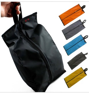Portable big capacity shoe lz Large outdoor travel shoe bag waterproof travel shoes and bags storage(China (Mainland))