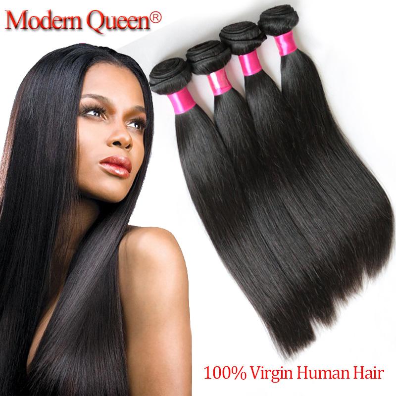 Queen Hair Products 6A Malaysian Virgin Hair Straight 3pcs/lot Malaysian Straight Virgin Hair Weave Cheap Human Hair Extensions<br><br>Aliexpress
