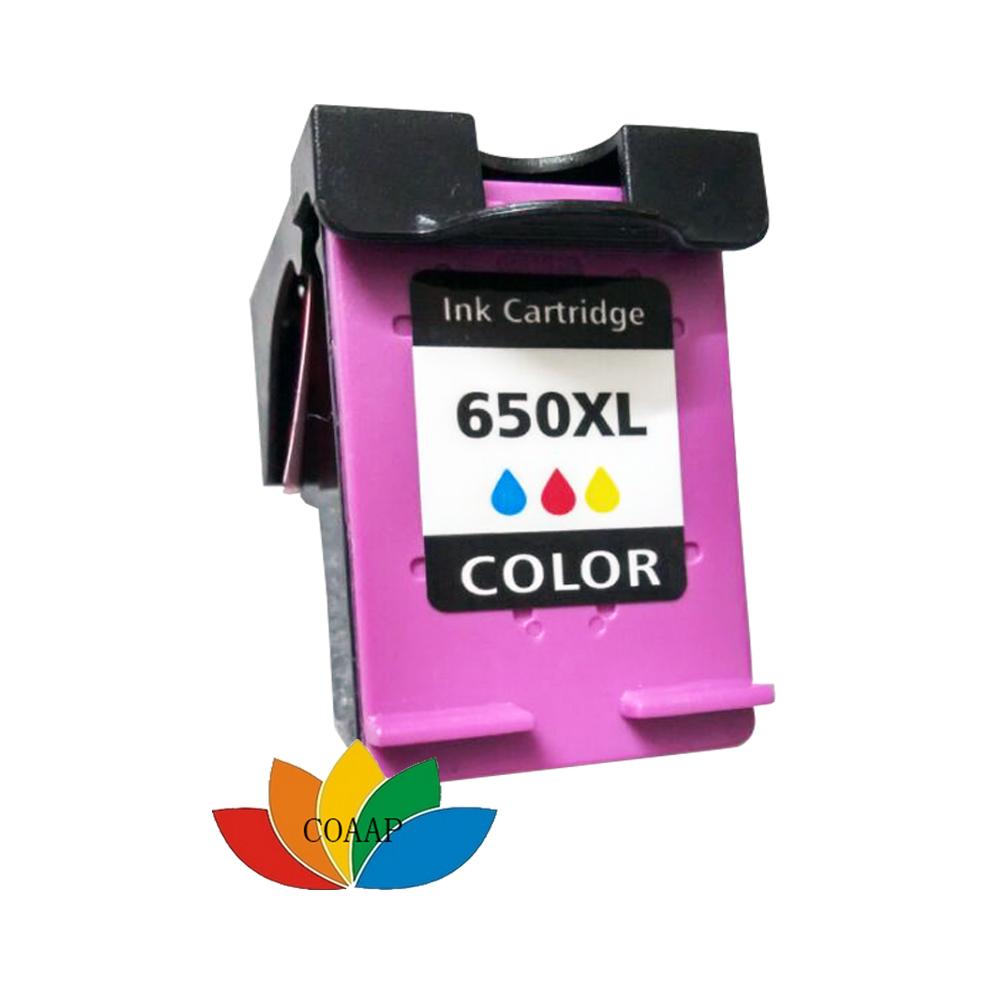 Картридж HP CZ102AE (№ 650) цветной DJ IA 2615 200стр