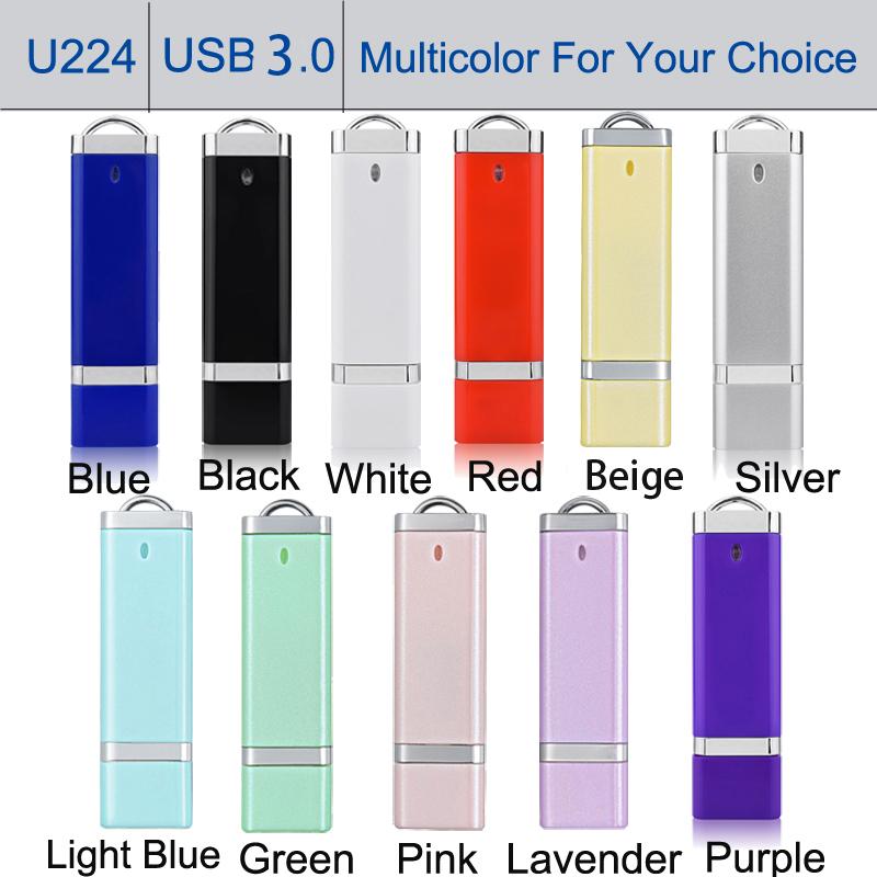 Business External Memory USB 3.0 Flash Drive 64GB 32GB 16GB 8GB Pendrive Memory Stick Thumb Drives Clef USB Pen Driver Gifts(China (Mainland))