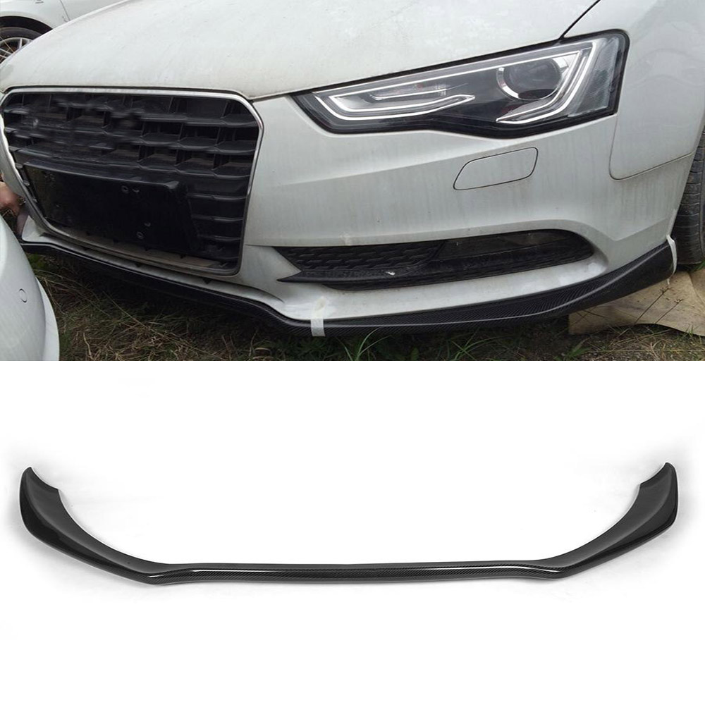 Buy a5 jc styling carbon fiber front lip for Jc motors used cars